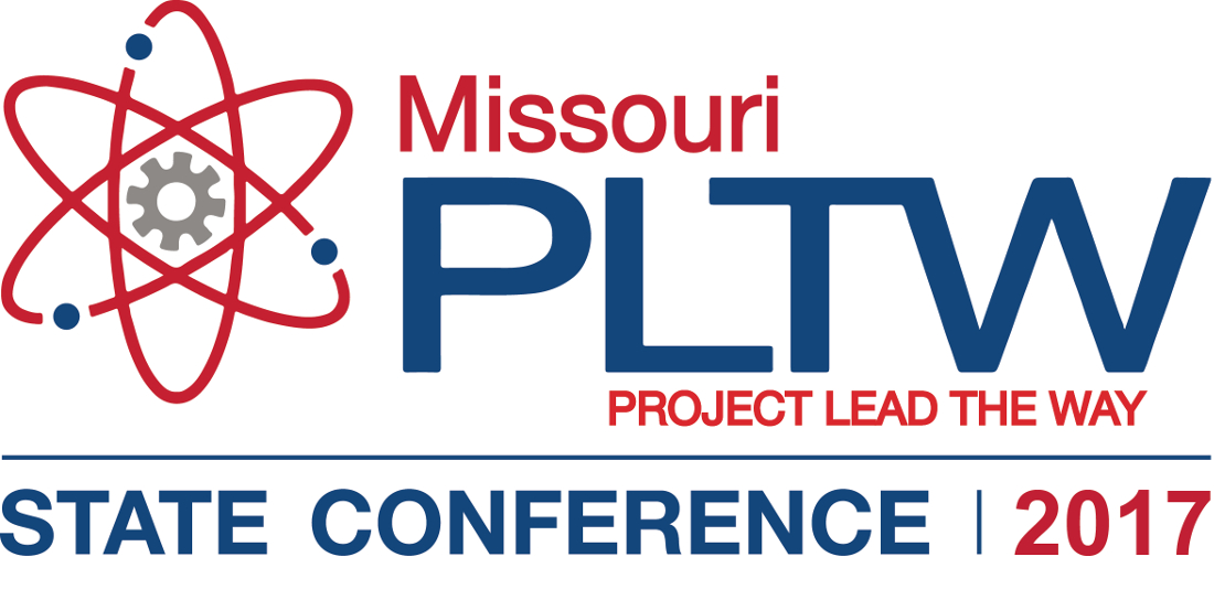 PLTW State Conference Logo 2017